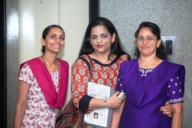 NEM Con 2013 with Prof.Dr. Ushy Mohandas & Dr. Laxmi